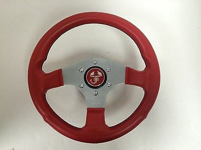 13.5 Inch Steering Wheel Fiat 128 X19 124 500 600 850 Spider Abarth -NEW- #353 for sale  Shipping to Canada