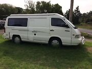 Mercedes camper van Panton Hill Nillumbik Area Preview