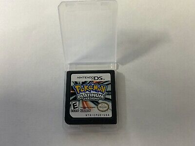 Pokemon Platinum Version Nintendo DS cartridge only Brand New USA Shipping