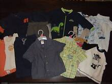 Size 1, baby boy clothes bundle. Greenwith Tea Tree Gully Area Preview