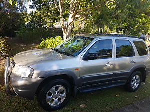 2004 Mazda Tribute Traveller Palmwoods Maroochydore Area Preview