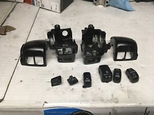 Harley-Davidson Touring switch housings , mint condition, $100