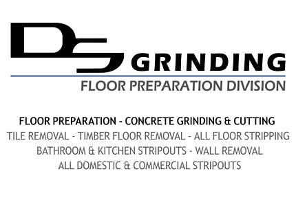 DS Grinding - Floor Preparation Division