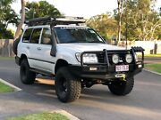 1998 Toyota LandCruiser SUV Cannon Hill Brisbane South East Preview