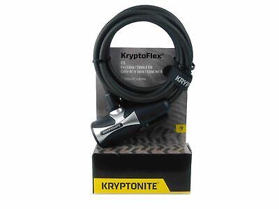 Kryptonite Kryptoflex 815 Key Cable Bicycle Lock Transit Bra