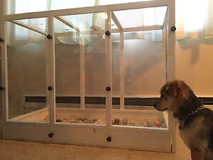 Awesome pet bird or reptile cage! Custom made!