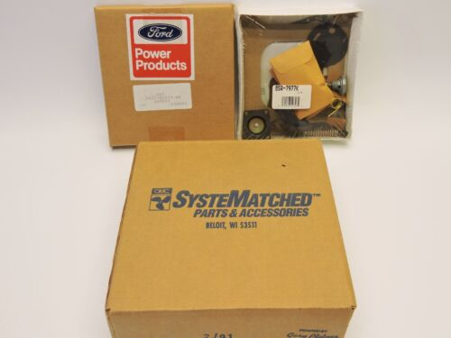 "OMC 986783 460"" 7.4L 4160 Holley 4 BBL Marine Carburetor Kit OEM NOS New *"