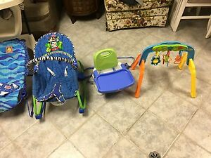 Baby items and toys