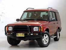 2000 Land Rover Discovery Wagon TD5 Series 2 Wickham Newcastle Area Preview