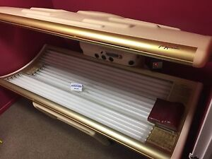 TanAmerica Tanning Bed