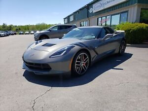 2016 Chevrolet Corvette Stingray Z51 ALMOST NEW/HEADS UP DISP...
