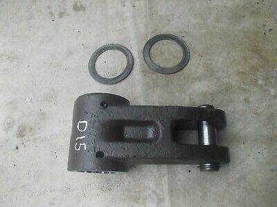 Allis Chalmers D15 Ac Tractor Good Rock Shaft Collar Pivot Bracket 2 Spacers