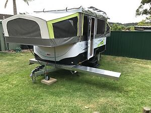 2015 JAYCO FLAMINGO OUTBACK Warners Bay Lake Macquarie Area Preview