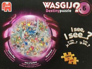 Wasjig Jigsaw Puzzle