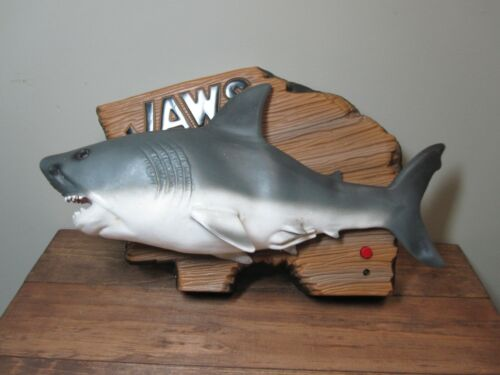 VTG Gemmy  Singing JAWS Theme Shark sings  Mack the knife tested Working!