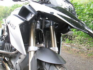 BMW R1200GS (2013) Radiator Protector, Cover, Grill, Guard, (2 Part Set) B007 L
