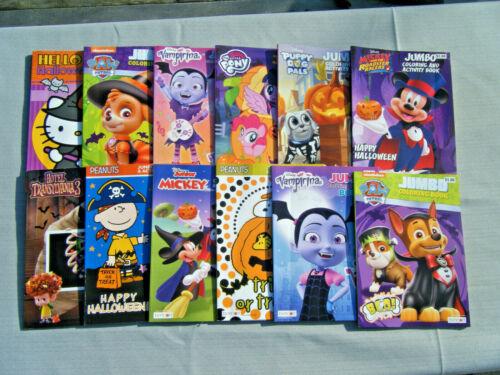 Lot of 105 Wholesale Coloring Activity Books Seasonal Licensed Best sellingTitle