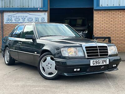 ** MUST SEE ** 1990 (G) Mercedes 230E 2.3 Auto 4 door saloon W124 ** VALUE **