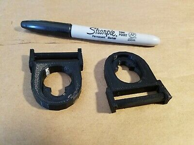 Lot of 2, Replacement Kayak Seat Clips, Lifetime, New