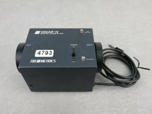 Tremetrics Oscar IV Electro-Acoustic EAR 77445-0001