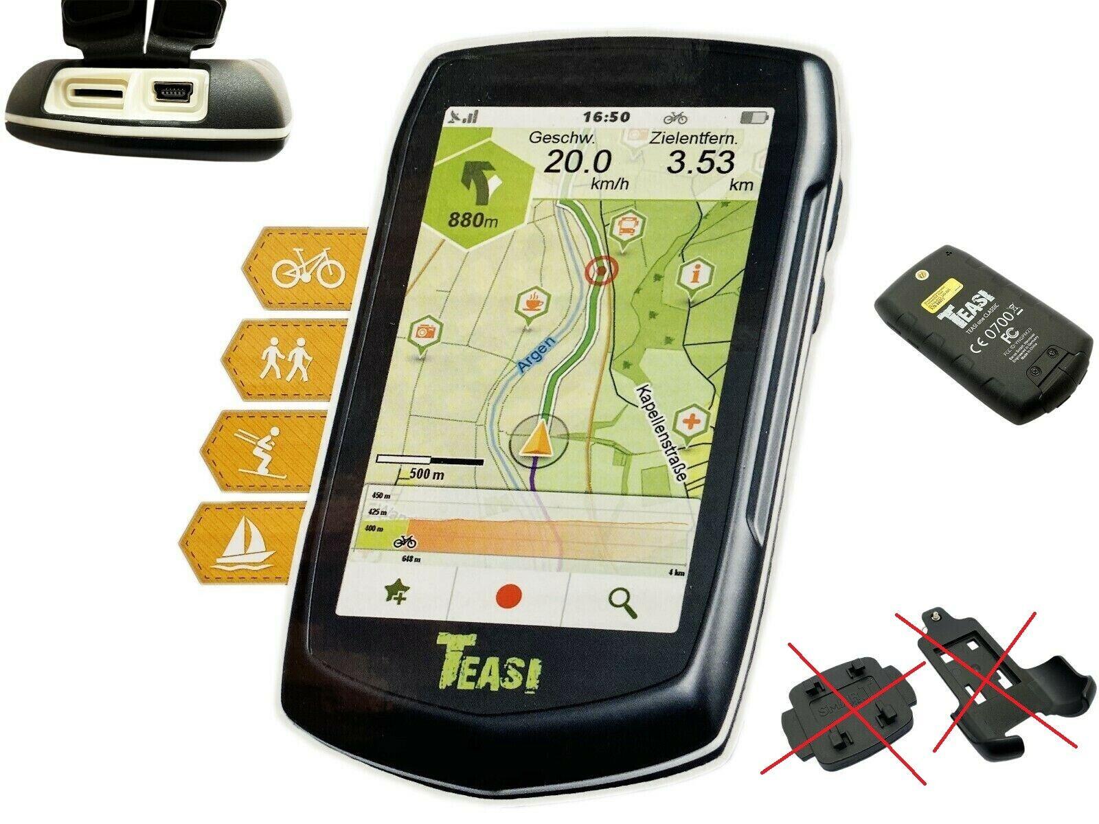 Teasi GPS Navi 3,5