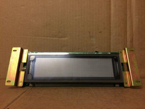 ISE Electronics GU256X64-372 Noritake Itron PW-372-102 Screen Display Dot Matrix