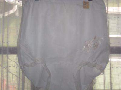 NWT  Vintage 50s KICKERNICK Panties  Sz 6  Nylon Mushroom Gusset