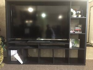 """60""""tv with stand"""