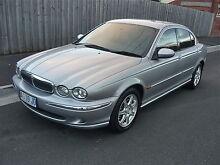 2003 Jaguar X Type 2.1 Ltr Automatic Sedan North Hobart Hobart City Preview