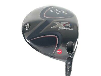CALLAWAY XR SPEED DRIVER 9 DEGREE STIFF FLEX