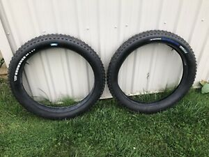 Vee Snowshoe fat bike tires