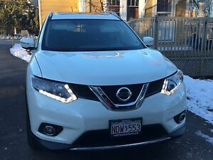 2015 Nissan Rogue SV AWD lease takeover