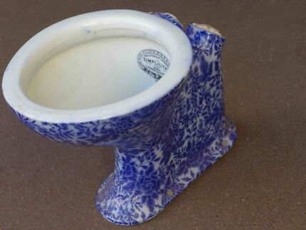 Antique Doulton WC toilet Fremantle Fremantle Area Preview