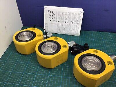 Enerpac Rsm-500 New Flat Jac 50 Ton .63 Stroke Low-height Hydraulic Cylinder