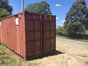 Shipping container 20FT Wilton Wollondilly Area Preview