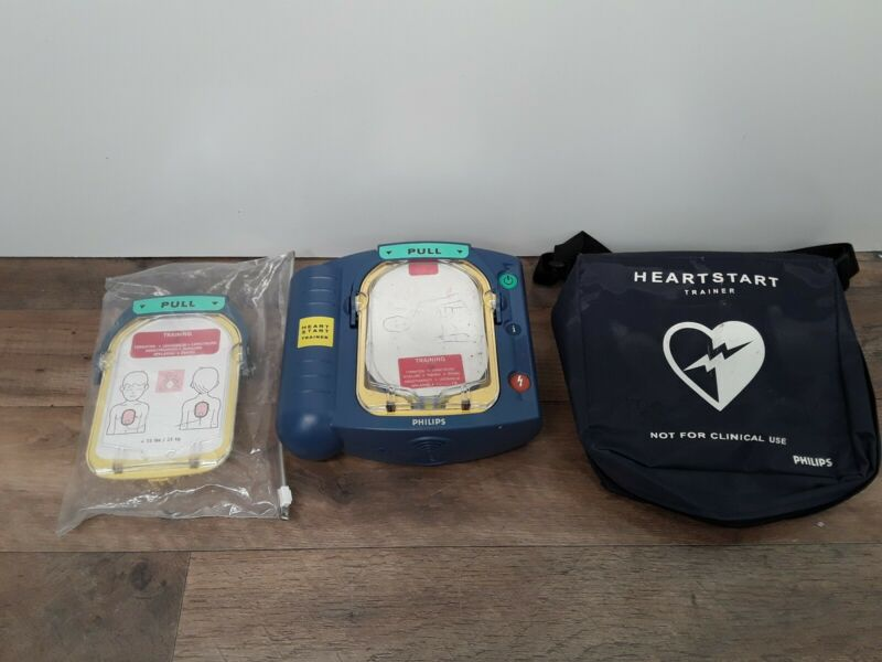 Philips Heartstart Trainer M5085A and Infant/Child pads M5074A