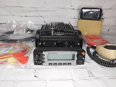 Motorola Xtl5000 110w Uhf 05 380-470mhz Mobile Radio P25 Digital Aes Des Multiky