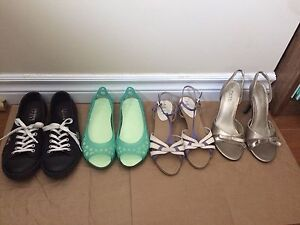 Girl's Shoes (size 5.5-6)