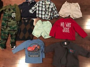Boys size 12-18 month lot