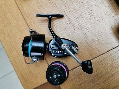 MITCHELL 300c FISHING REEL BLACK VINTAGE CLASSIC