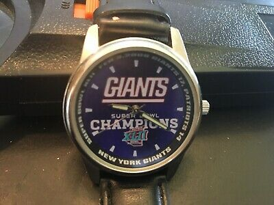 Gametime Giants Super Bowl Champions Watch