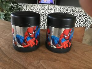 Spider-Man Thermos - perfect for school lunches