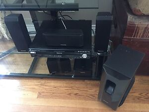 panasonic home theater system sa-pt750