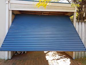 Tilt  a door garage door 3000x2200 remote control Lilyfield Leichhardt Area Preview