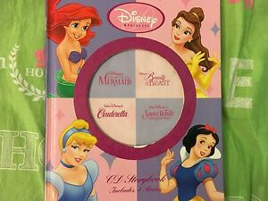 Disney princess storybook