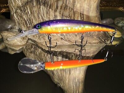 Baits & Lures - Custom Painted