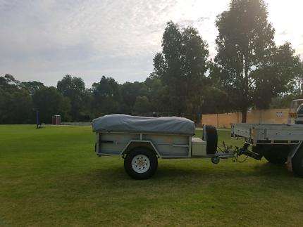 West Australian manufactured offroad camper trailer Baldivis Rockingham Area Preview