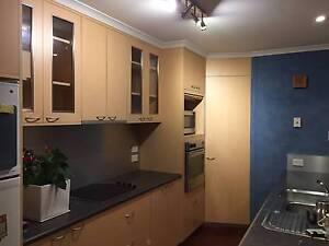Beech wood kitchen Hobart CBD Hobart City Preview