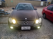 103000 Ks Mercedes Benz CLK320 Coupe Auto Campbelltown Campbelltown Area Preview