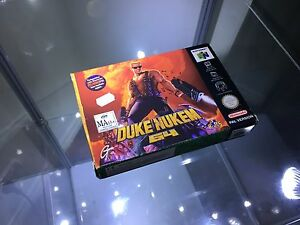 Duke Nukem Nintendo 64 Paradise Campbelltown Area Preview